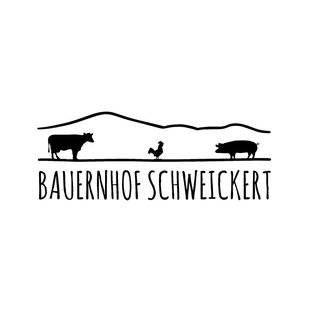 Logo Design Bauernhof Schweickert
